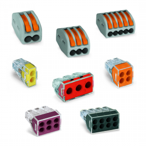 Wago Terminal Blocks & Connectors